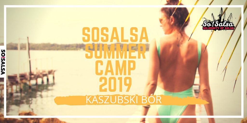SoSalsa Summer Camp Wakacje Marzeń