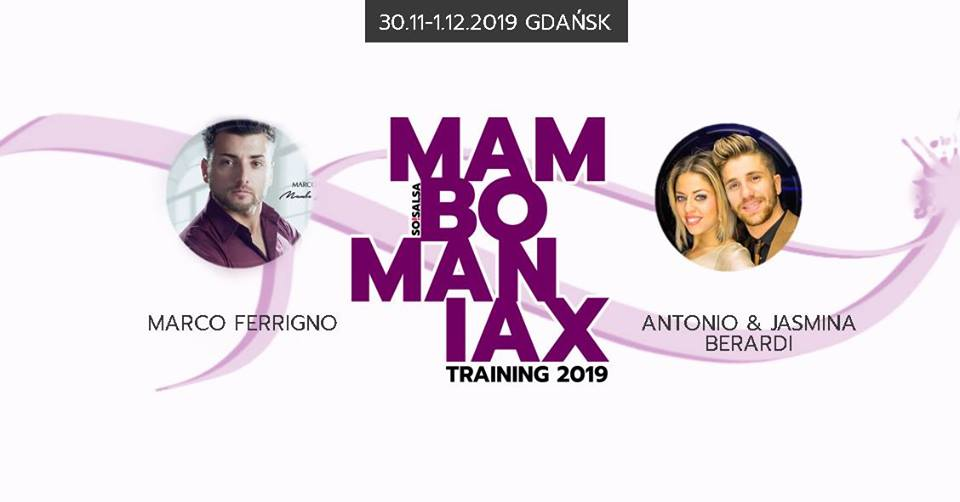 Mambomaniax Training 2019