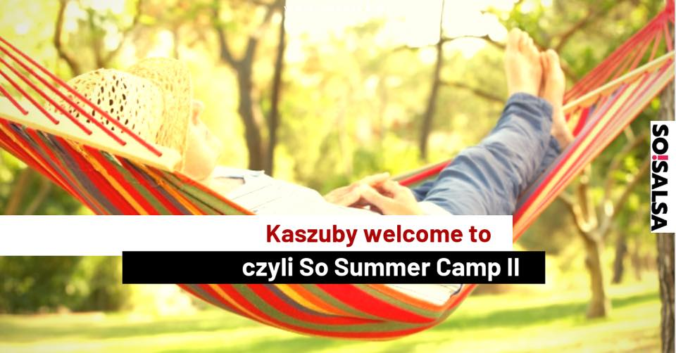 SoSalsa Camp Edycja Wrześniowa