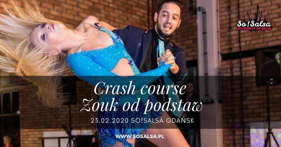 Zouk od podstaw! Crash course z Piotrem i Dorota