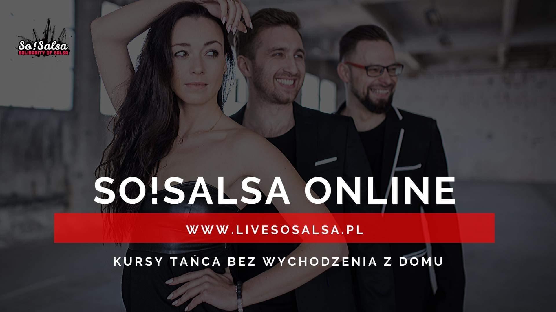 So!Salsa działa Online- www.livesosalsa.pl