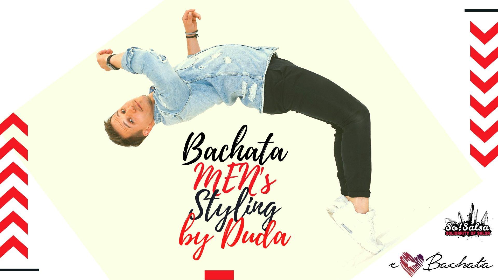 Projekt Bachata Men's Styling by DUDA w So!Salsa