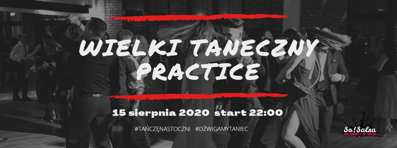 Wielki Taneczny Practice w SoSalsa!