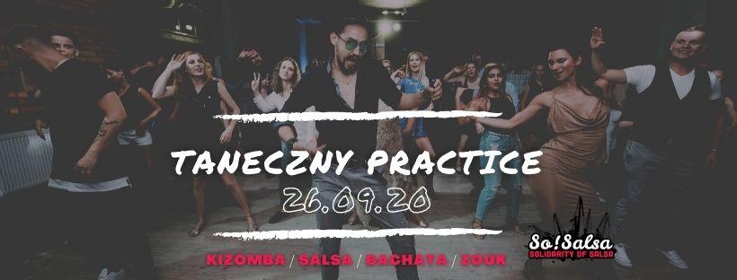 Taneczny practice w So!Salsa