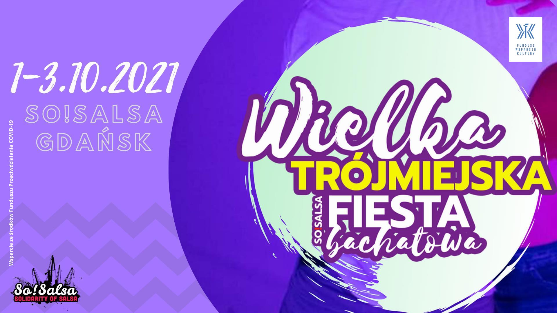 Wielka Trójmiejska Fiesta Bachatowa 2021