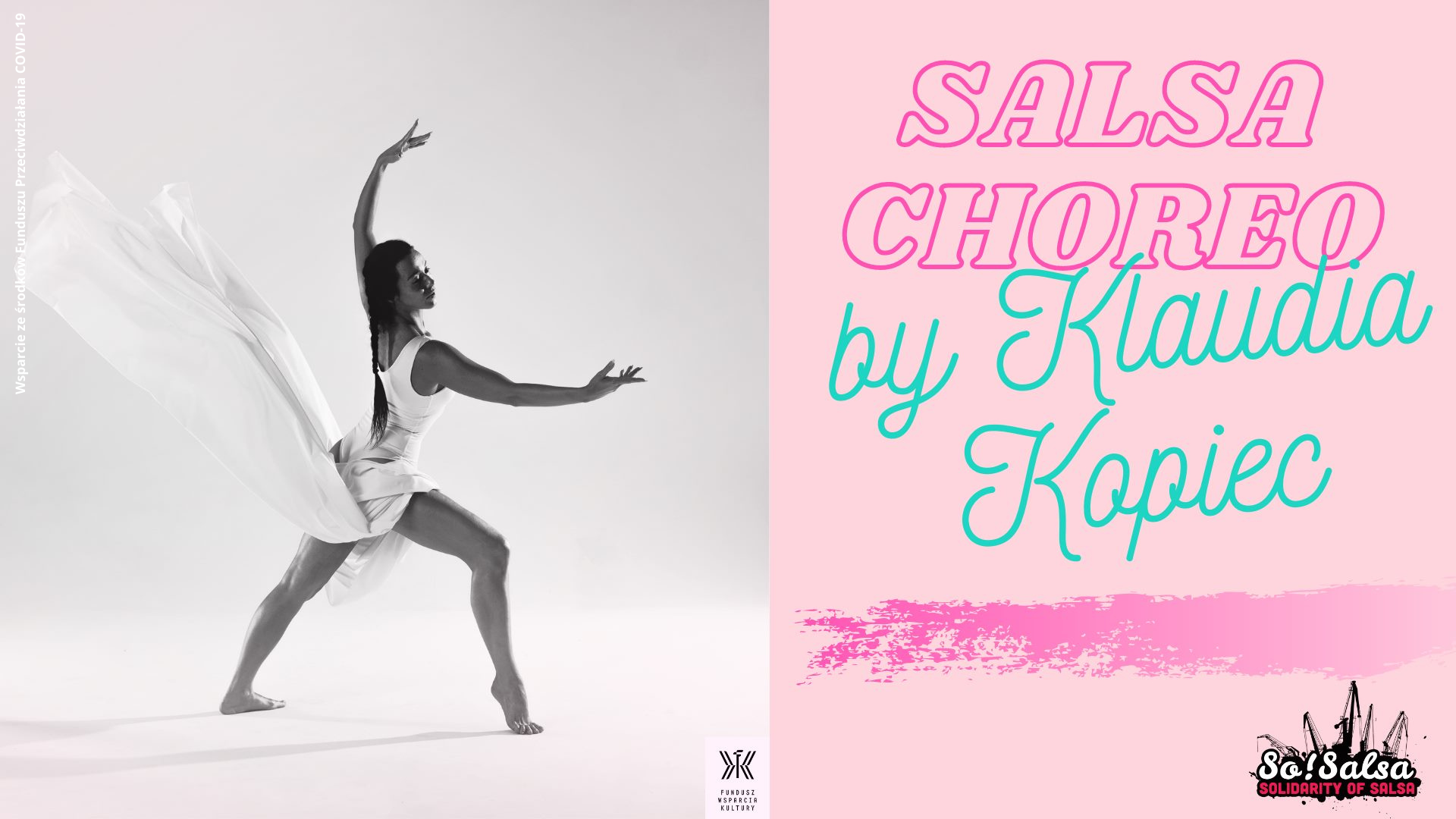 Salsa Choreo by Klaudia Kopiec - start 09/02/21