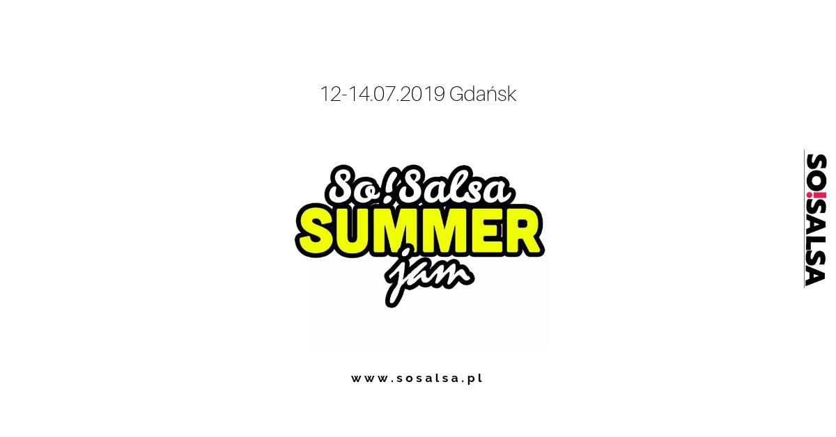 SoSalsa Summer Jam 2019