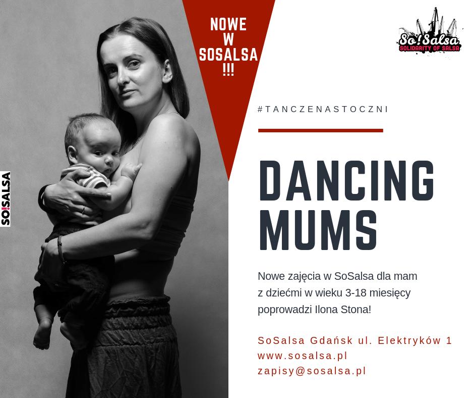 Nowe zajęcia Dancing Mums!