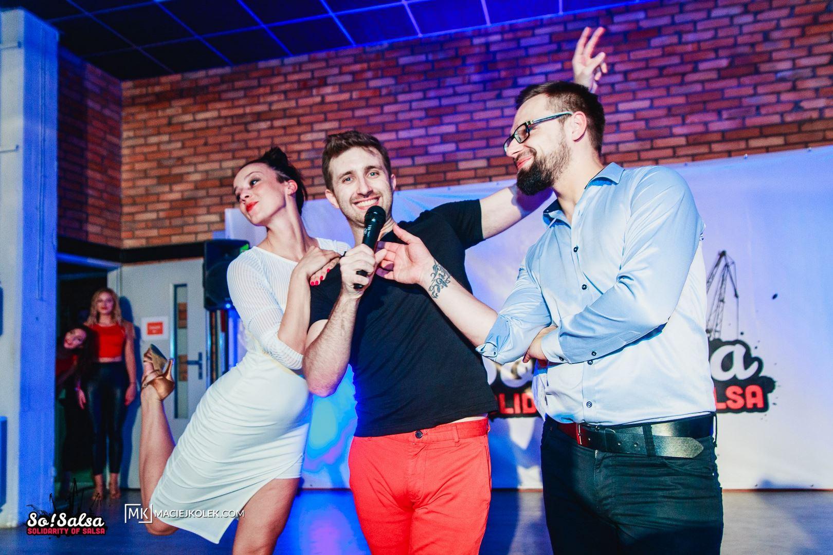 Rozpoczęcie Sezonu Letniego – impreza z pokazami w SoSalsa!