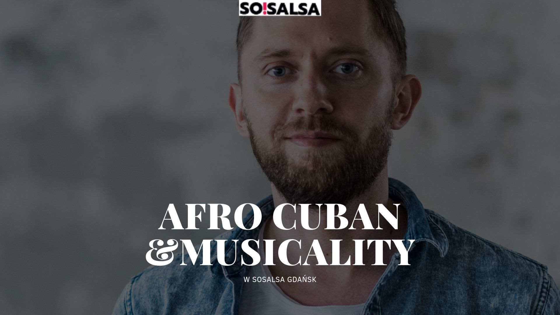 Warsztaty Afrocuban & Musicality z Kubą Soliwodą
