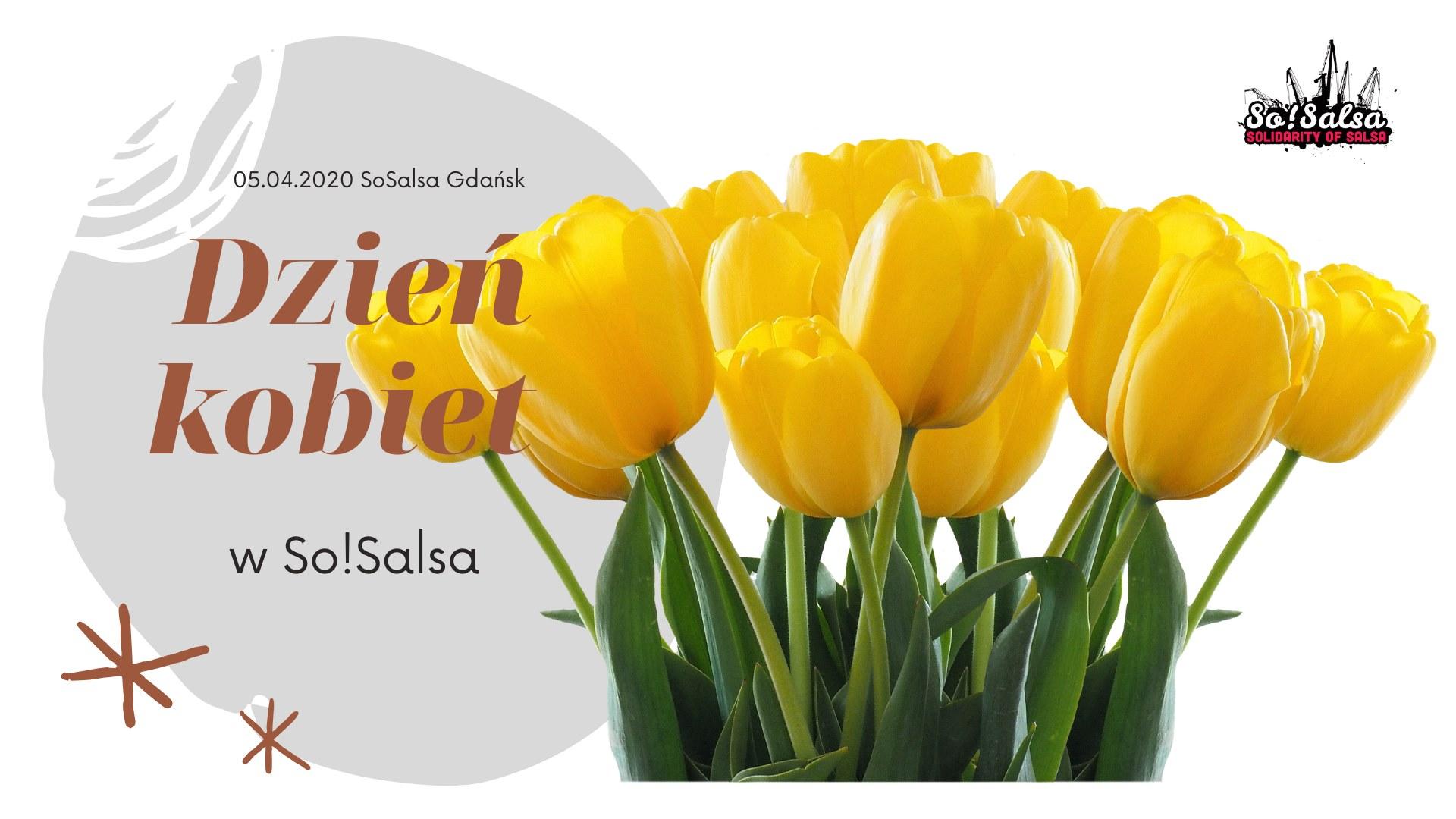 Świętuj z nami Dzień Kobiet w SoSalsa!