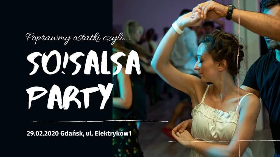 So!Salsa Party - poprawmy ostatki