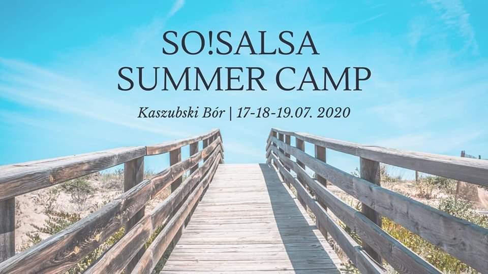 Sosalsa Summer Camp 2020 ;) Wakacje marzeń