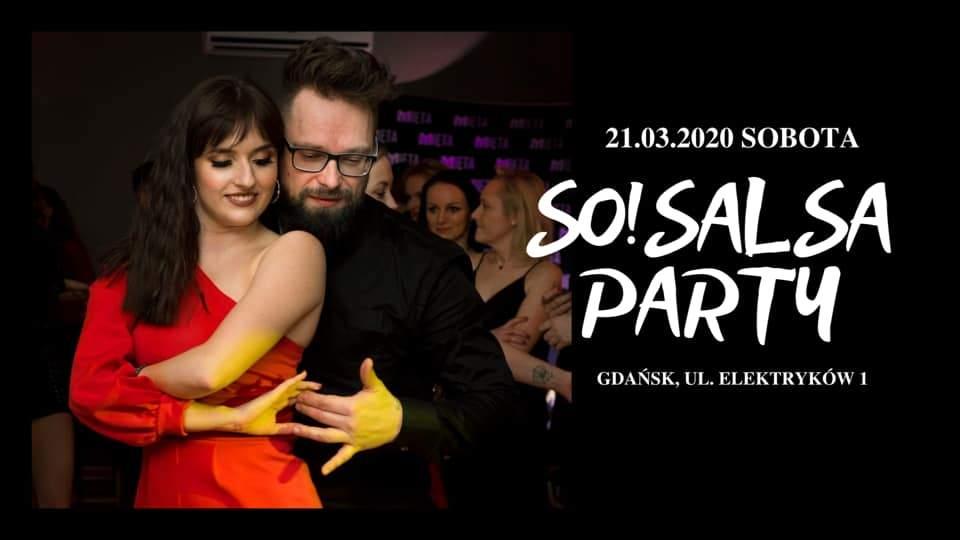 So!Salsa Party 21.03.2020