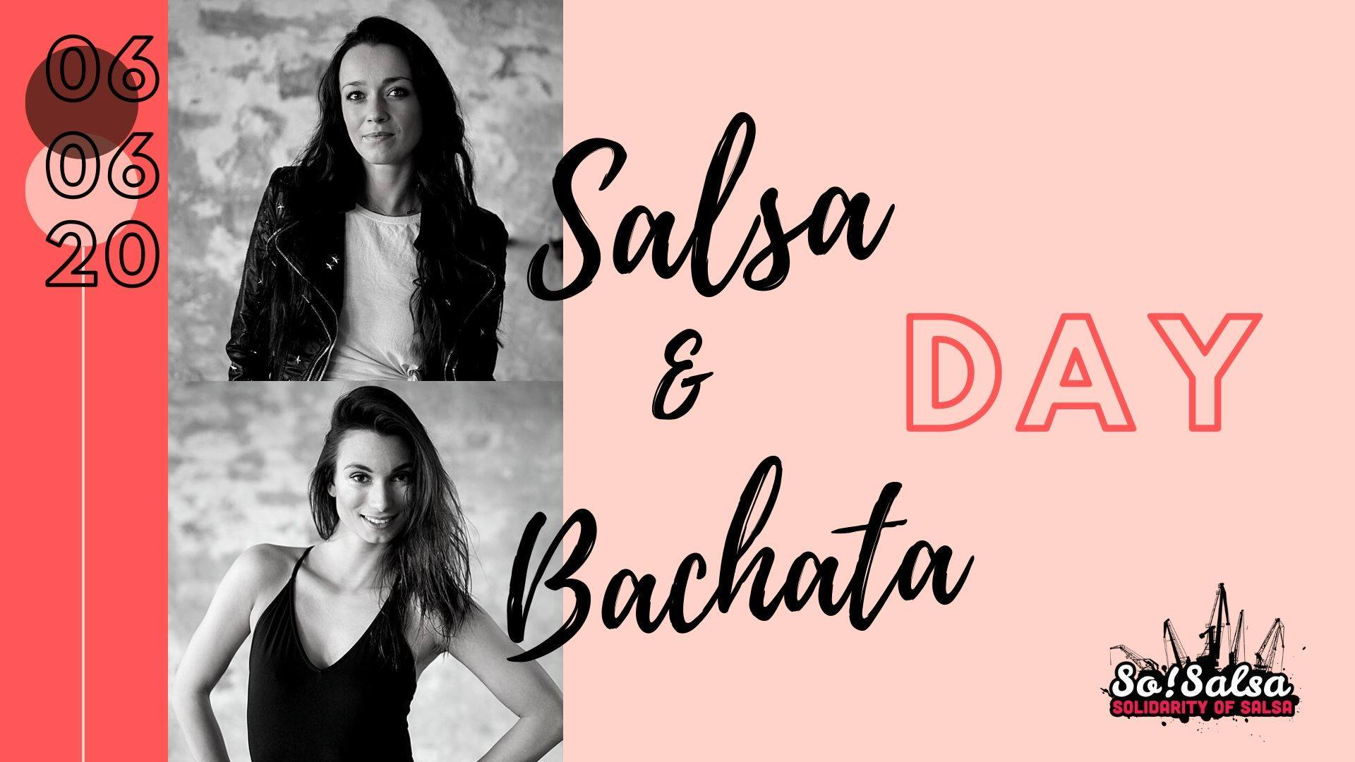Salsa & Bachata Ladies' Day 06/06/2020 w So!Salsa