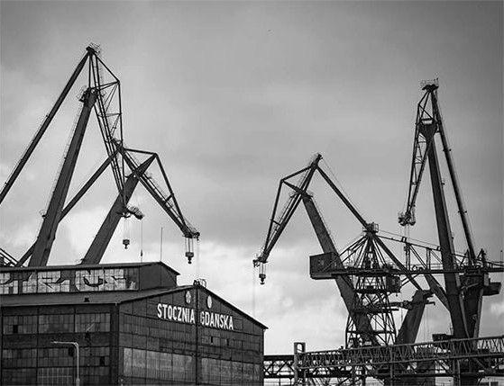 O nas - Ogromna industrialna przestrzeń