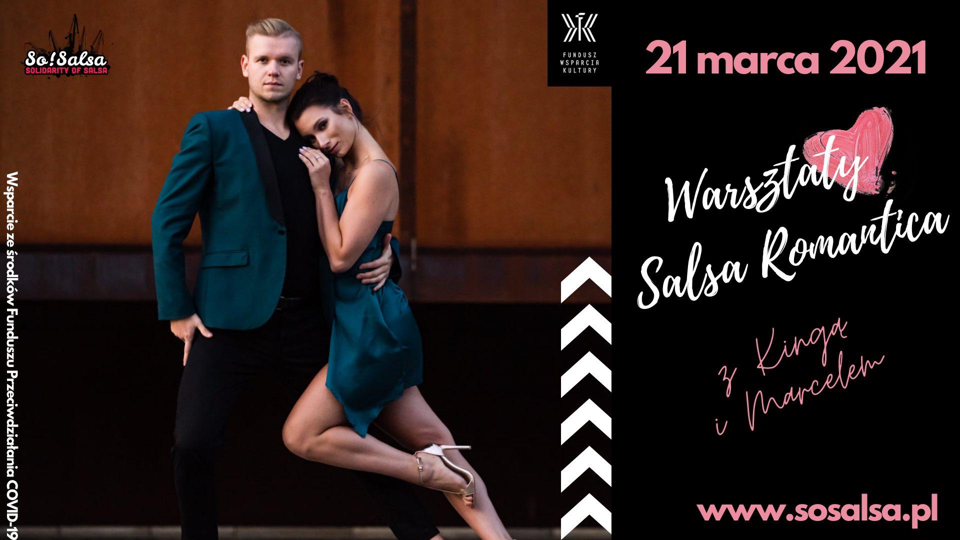 Warsztaty Salsa Romantica