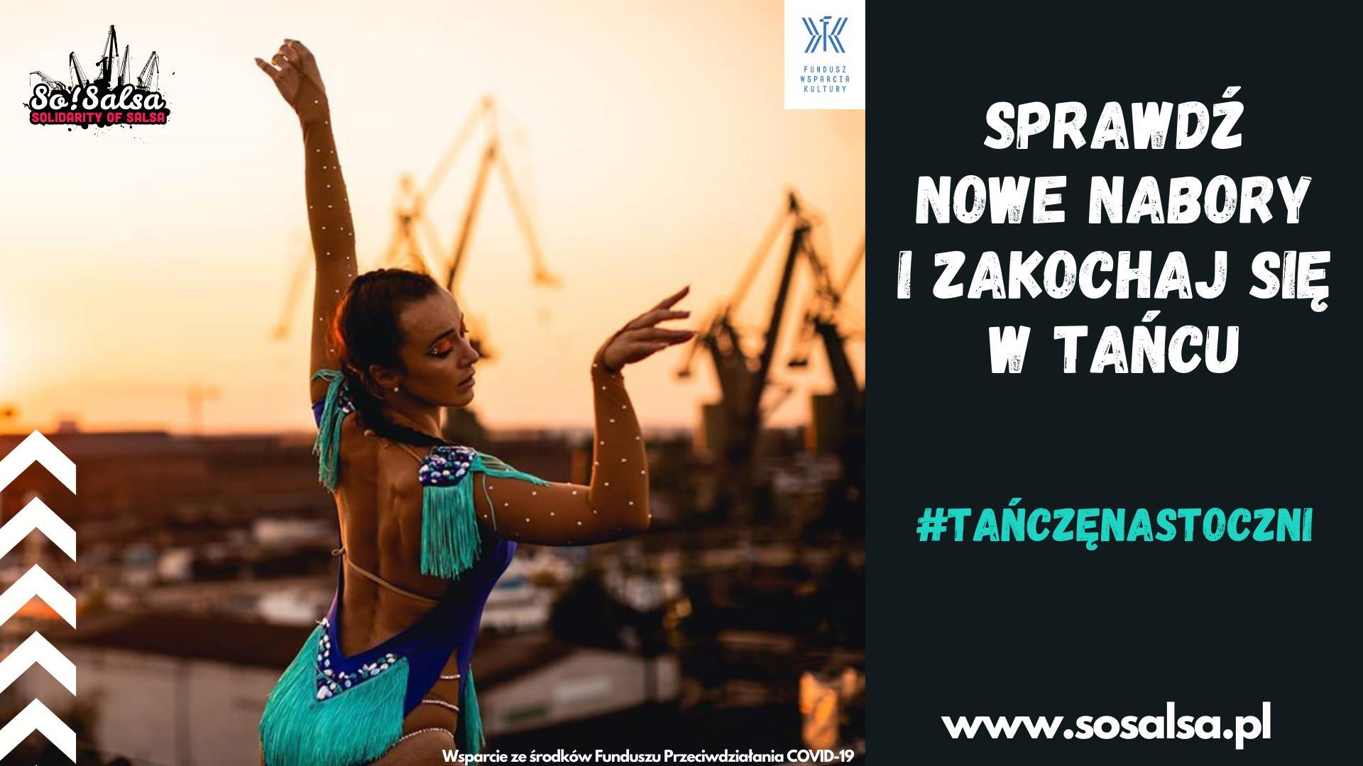 Nowe nabory w So!Salsa- Dołącz do naszej tanecznej społeczności!