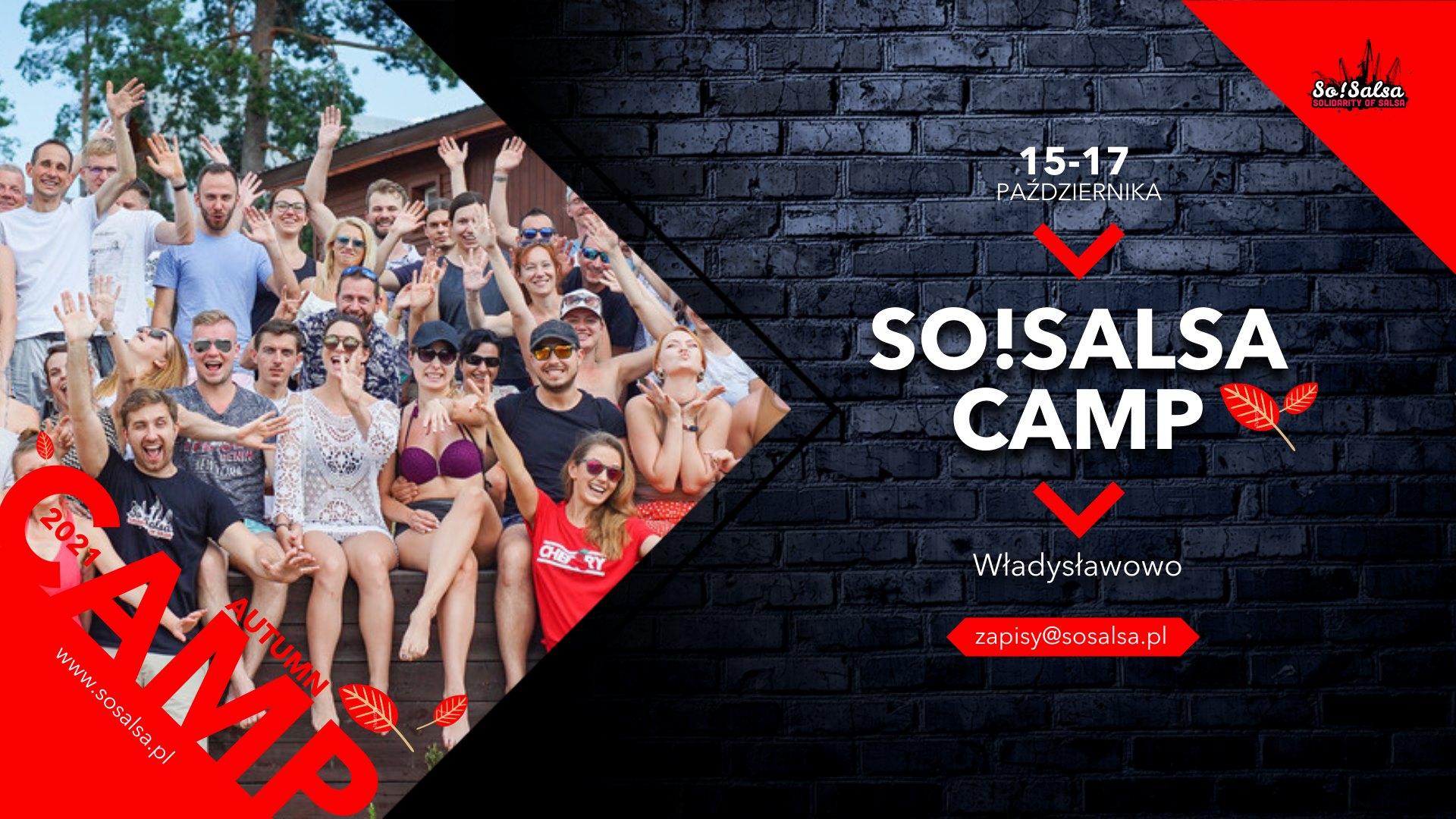 So!Salsa Camp Edycja Jesienna