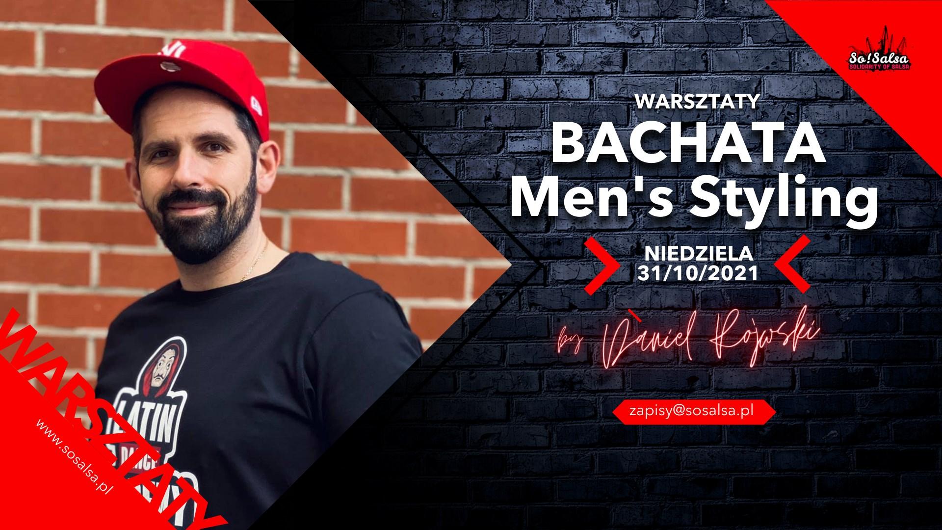 Bachata Men's Styling z Danielem Rojewskim