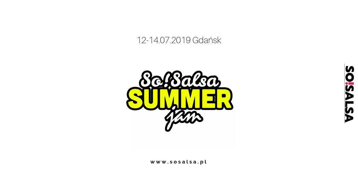 So!Salsa Summer Jam 2019